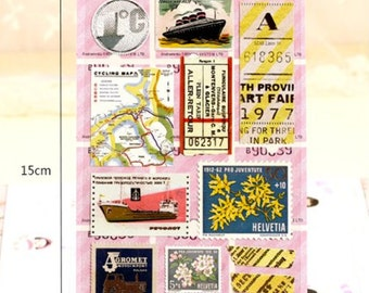 Sonia stickers- Post
