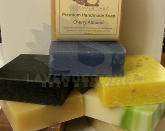 Lavender Shea Soap for Men