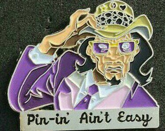 Pin-in' Ain't Easy! Hat Pin