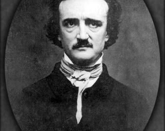 16x24 Poster; Edgar Allan Poe