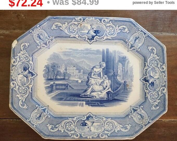 J. Clementson Platter - 1840's