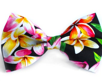 Flowers Bow Tie