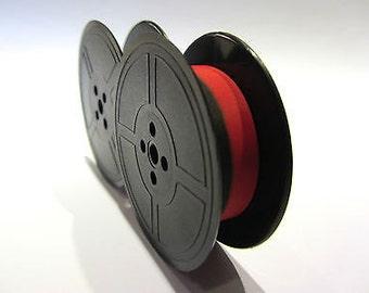 Universal Typewriter Ribbon Red + Black Nylon FREE SHIPPING Pelikan Made in Europe