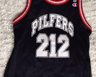 Vintage Pilfers Jersey!