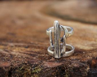 Saguaro Ring- Sterling Silver
