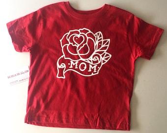 MOM/Valentine's Day Shirt/Valentine's Day/Cute Valentine's Day Shirts/Toddler Shirts/Funny Shirts/Valentine's Day Shirts