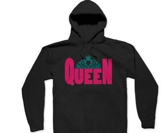 Little Queen Youth Hoodie
