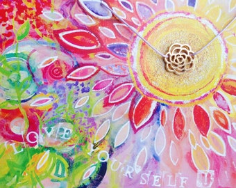 inspirational print - inspiring print - inspiring quote - inspirational art - gratitude - rumi quote - inspiring art - rumi print - rumi art