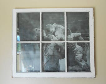 Antique Window Photo