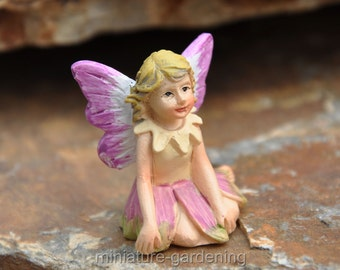 Tiny Fairy Petal for Miniature Garden, Fairy Garden