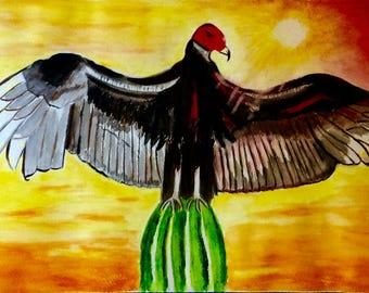 Vulture!