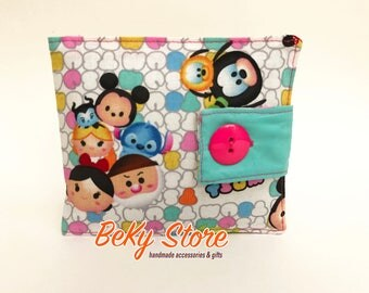 Tsum Tsum Feminine Hygiene Pad Carrier