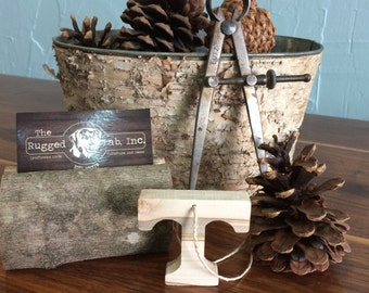 Rustic Power T Ornament - University of Tennessee