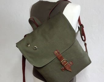 Canvas backpack,Bags and Purses,Traveling bag,Laptop backpack, Mini bacpack,