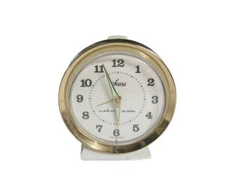 Unique Bedside Clock Related Items Etsy