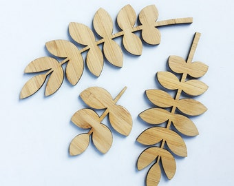 Bamboo Branches (set of 3)