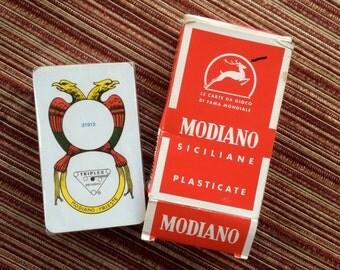 Italy Playing Cards,Italy Game,Italy Card Game,Italy Gift,Italy Hobby,Italy Present,Italy Cards,Italy Folk Art,Italy Ephemera,Italy Play