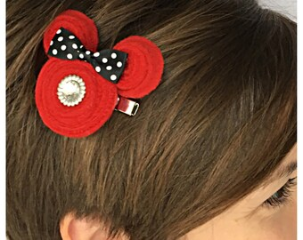 Disney Minnie Mouse Hair Clip