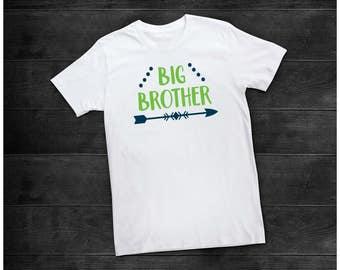 2 pack Big or Little brother / sister bundle