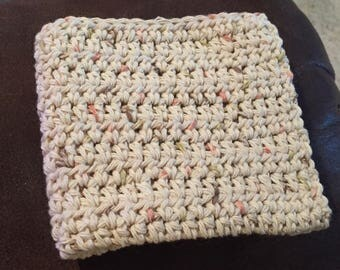 Crocheted Dishcloth Sonoma