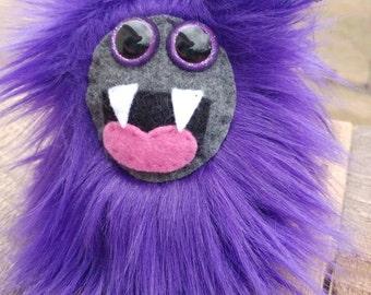 Stuffed animal, plush, plushie, plush monster, stuffed toy, toy, Stuffed Monster, monster, stuffed animal, stuffed critter, oddling, monster