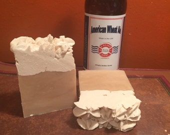 Bay Rum Beer Soap
