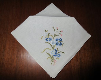 CHINA EMBROIDERED HANKY