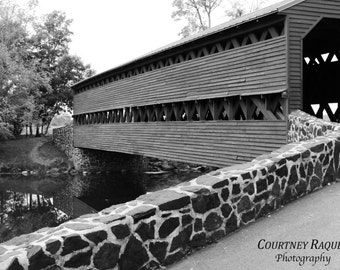 Sachs Covered Bridge Print