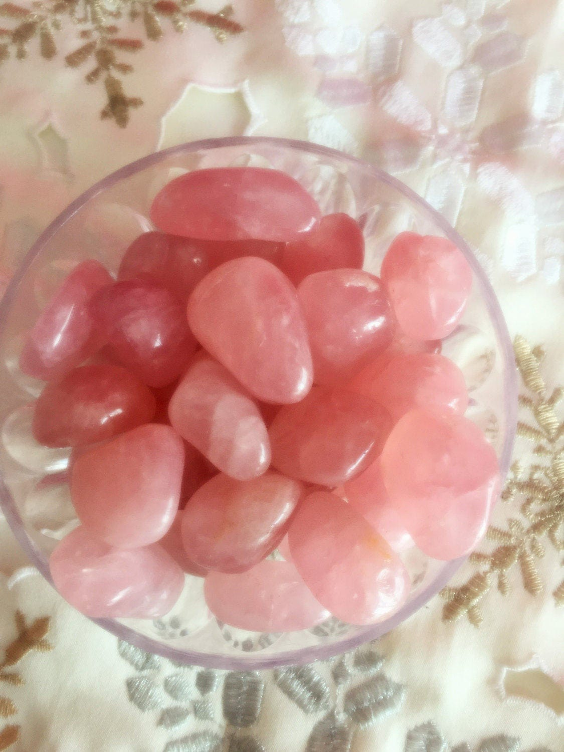 how to use rose quartz for love