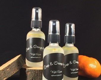 Sage and Orange Myst