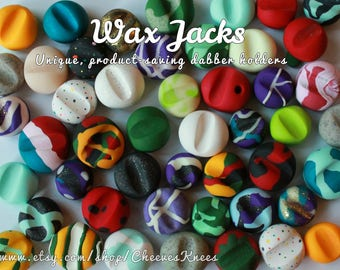 Wax Jacks™ Dabber Holder, Additional Items