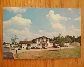 Frankenmuth RV Park Postcard