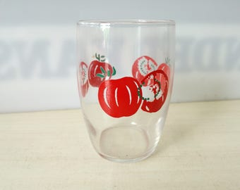 Fruit Glas, tomato (multiple available)