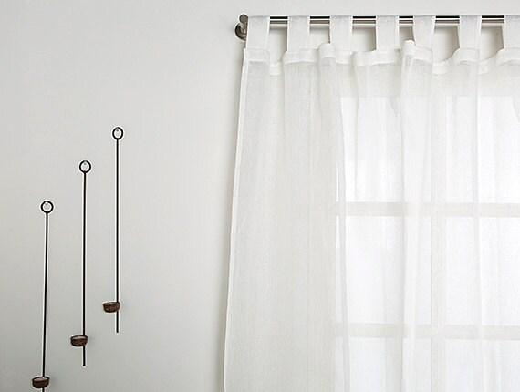 linen linen curtain tab top linen panelsheer linen curtain