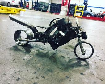 Car parts sport bike