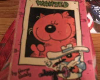 Heathcliff most wanted