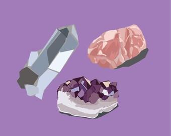 Crystal Kit - Tier 1 (Beginner)