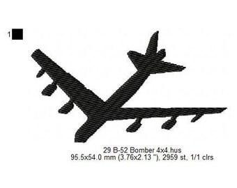 B52 Bomber Etsy