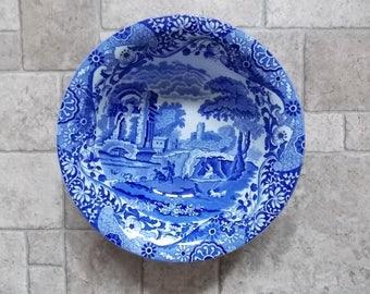 Spode Blue Italian Fruit Bowl