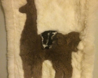 Alpaca Wall Hanging Etsy