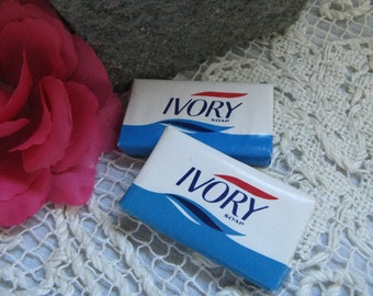 Ivory Soap Mini Guest Soap~~Collectable Guest Soap~~ Ivory Soap Advertizing