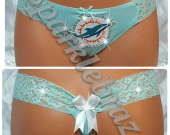 NFL-Miami Dolphins thong-