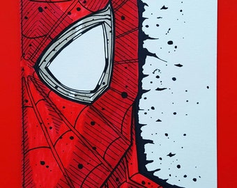 Marvel Spiderman art