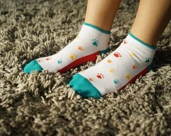 Freshly Pressed Socks - Lassie