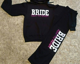 Future Bride Outfit (hoodie and pants)