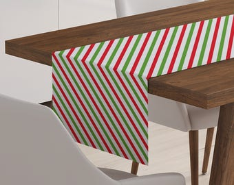 Christmas Table Décor | Christmas Runner | Christmas Table Runner | Christmas Décor | Christmas Table Topper | Christmas Table Linen