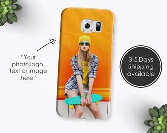 Custom Samsung Galaxy S6 case | Samsung S6 case | custom photo case | personalized Galaxy S6 case | Galaxy S6 case | S6 back cover