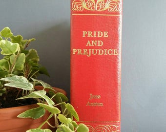 Pride and Prejudice by Jane Austen // Illustrated // Purnell Books // Hardcover
