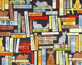 Smarty Cats For Windham Fabrics