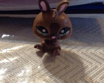 LPS custom Granola the bunny